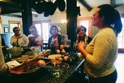 Cooking Frittatas with Salt Water Farm: DownEast Magazine
