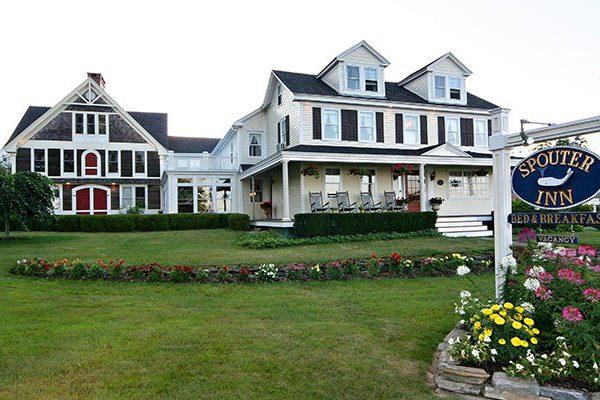 Spouter Inn, Lincolnville, Maine